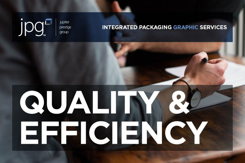 Jupiter Prestige Group - Integrating Packaging Graphic Services