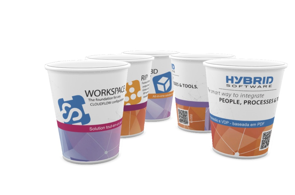 HYBRID Software Cups Produced with CUPSZ