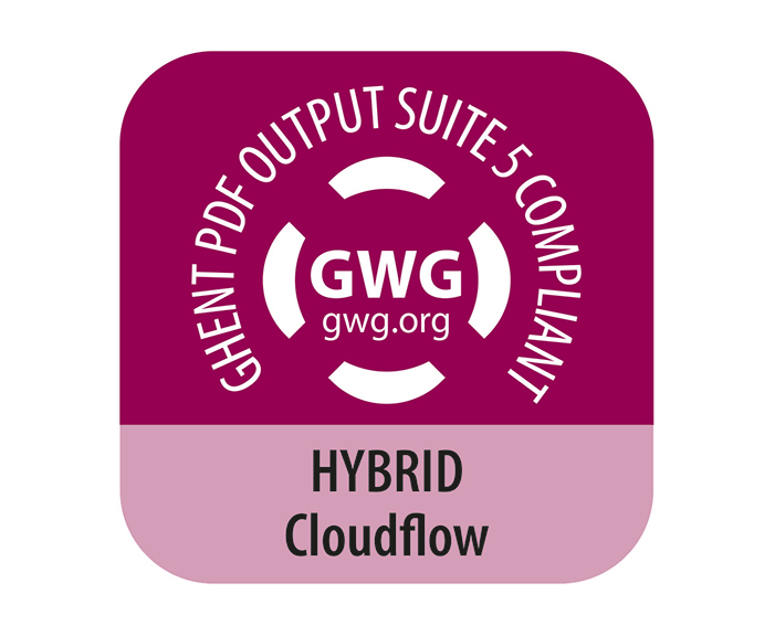 Ghent Wokgroup PDF Output Suite Compliancy Label