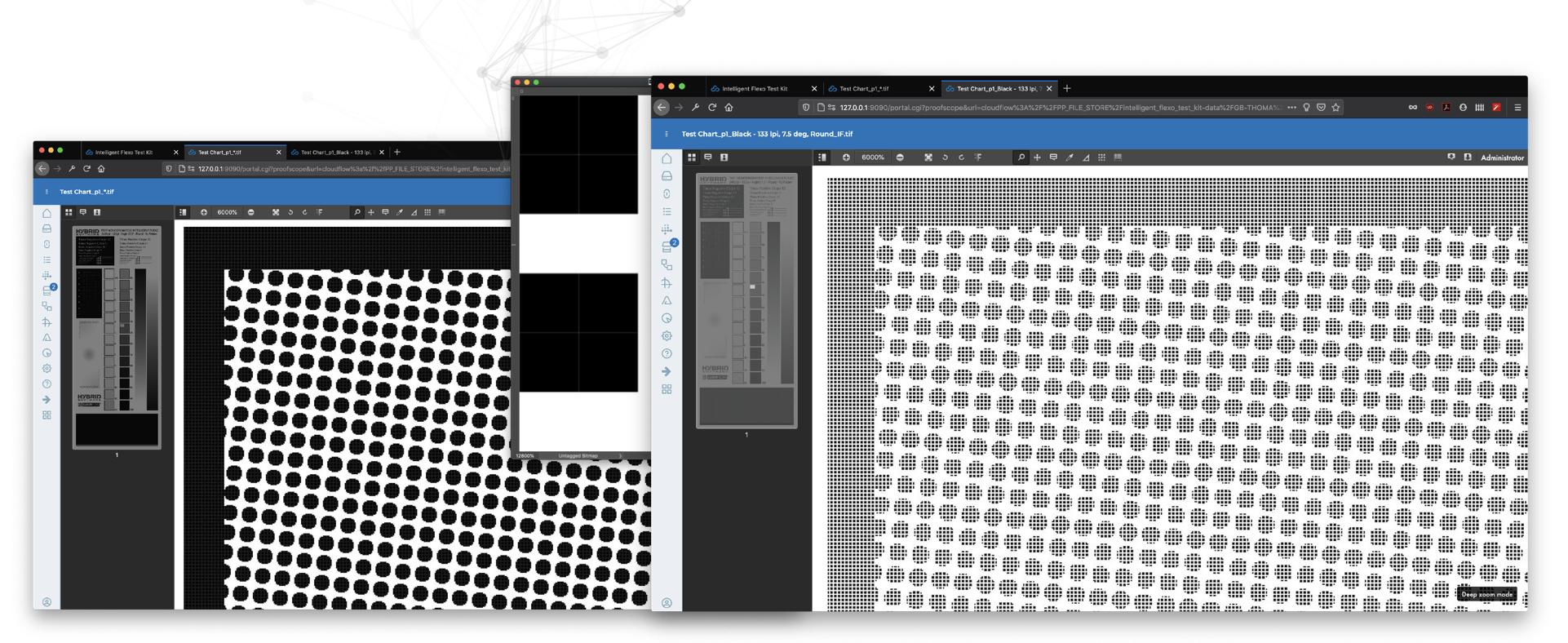 Patterning Intelligent Flexo